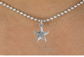 <bR>               EXCLUSIVELY OURS!!<BR>CLICK HERE TO SEE 120+ EXCITING<BR>   CHANGES THAT YOU CAN MAKE!<BR>              LEAD & NICKEL FREE!!<BR>         W801SN - STAR FISH &<BR>         NECKLACE AS LOW AS $4.50