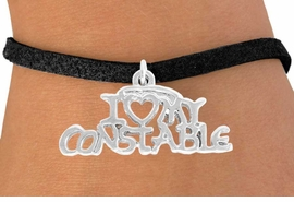 <bR>              EXCLUSIVELY OURS!!<BR>CLICK HERE TO SEE 500+ EXCITING<BR> CHANGES THAT YOU CAN MAKE!<BR>             LEAD & NICKEL FREE!!<BR>W792SB - I LOVE MY CONSTABLE<BR>  & BRACELET FROM $4.50 TO $8.35