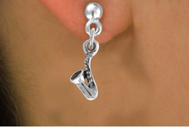 <bR>             EXCLUSIVELY OURS!!<BR>CLICK HERE TO SEE 500+ EXCITING<BR> CHANGES THAT YOU CAN MAKE!<BR>            LEAD & NICKEL FREE!!<BR>  W798SE - SAXOPHONE & EARRING<Br>              FROM $4.50 TO $8.35