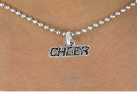 "<bR>             EXCLUSIVELY OURS!!<BR>CLICK HERE TO SEE 600+ EXCITING<BR> CHANGES THAT YOU CAN MAKE!<BR>            LEAD & NICKEL FREE!!<BR>             W911SN - ""CHEER"" &<Br> NECKLACE  FROM $5.55 TO $9.00<BR>                              �2011"