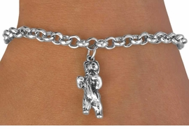 <bR>              EXCLUSIVELY OURS!!<BR>CLICK HERE TO SEE 65+ EXCITING<BR> CHANGES THAT YOU CAN MAKE!<BR>             LEAD & NICKEL FREE!!<BR>     W217SB - STANDING BEAR &<Br>      BRACELET AS LOW AS $4.50