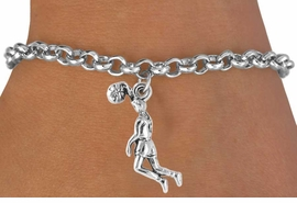 <bR>             EXCLUSIVELY OURS!!<BR>CLICK HERE TO SEE 65+ EXCITING<BR> CHANGES THAT YOU CAN MAKE!<BR>            LEAD & NICKEL FREE!!<BR>   W241SB - BASKETBALL DUNK<Br>    & BRACELET AS LOW AS $4.50