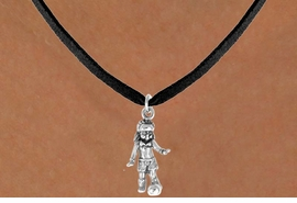 <bR>              EXCLUSIVELY OURS!!<BR>CLICK HERE TO SEE 65+ EXCITING<BR> CHANGES THAT YOU CAN MAKE!<BR>             LEAD & NICKEL FREE!!<BR>        W243SN - SOCCER GIRL &<Br>      NECKLACE AS LOW AS $4.50