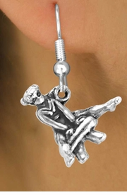 <bR>             EXCLUSIVELY OURS!!<BR>CLICK HERE TO SEE 65+ EXCITING<BR> CHANGES THAT YOU CAN MAKE!<BR>            LEAD & NICKEL FREE!!<BR>  W245SE - GYMNASTICS VAULT<Br>   & EARRINGS FROM $4.50 TO $8.35