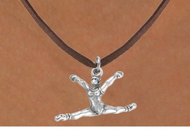 "<bR>              EXCLUSIVELY OURS!!<BR>CLICK HERE TO SEE 65+ EXCITING<BR> CHANGES THAT YOU CAN MAKE!<BR>             LEAD & NICKEL FREE!!<BR>  W246SN - ""BALLERINA SPLITS""<Br>    & NECKLACE AS LOW AS $4.50"