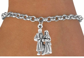 "<bR>             EXCLUSIVELY OURS!!<BR>CLICK HERE TO SEE 65+ EXCITING<BR> CHANGES THAT YOU CAN MAKE!<BR>             LEAD & NICKEL FREE!!<BR> W361SB - ""BABY'S BAPTISM"" &<Br>  BRACELET FROM $4.50 TO $8.35"