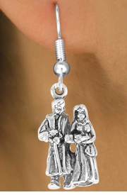 "<bR>              EXCLUSIVELY OURS!!<BR>CLICK HERE TO SEE 65+ EXCITING<BR>  CHANGES THAT YOU CAN MAKE!<BR>             LEAD & NICKEL FREE!!<BR> W361SE - ""BABY'S BAPTISM"" &<Br>    EARRING FROM $4.50 TO $8.35"