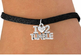 "<bR>             EXCLUSIVELY OURS!!<BR>CLICK HERE TO SEE 65+ EXCITING<BR> CHANGES THAT YOU CAN MAKE!<BR>             LEAD & NICKEL FREE!!<BR> W365SB - ""I LOVE 2 TUMBLE"" &<Br>       BRACELET AS LOW AS $4.50"