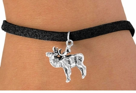 <bR>              EXCLUSIVELY OURS!!<BR>CLICK HERE TO SEE 65+ EXCITING<BR> CHANGES THAT YOU CAN MAKE!<BR>             LEAD & NICKEL FREE!!<BR>  W366SB - MOOSE & BRACELET<Br>                  AS LOW AS $4.50