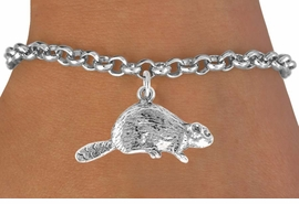 <bR>              EXCLUSIVELY OURS!!<BR>CLICK HERE TO SEE 65+ EXCITING<BR>  CHANGES THAT YOU CAN MAKE!<BR>             LEAD & NICKEL FREE!!<BR>  W368SB - BEAVER & BRACELET<BR>                  AS LOW AS $4.50