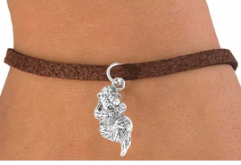 <bR>              EXCLUSIVELY OURS!!<BR>CLICK HERE TO SEE 65+ EXCITING<BR>  CHANGES THAT YOU CAN MAKE!<BR>             LEAD & NICKEL FREE!!<BR>    W369SB - OTTER & BRACELET<BR>                  AS LOW AS $4.50