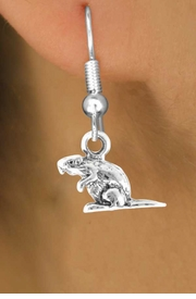 <bR>             EXCLUSIVELY OURS!!<BR>CLICK HERE TO SEE 65+ EXCITING<BR> CHANGES THAT YOU CAN MAKE!<BR>            LEAD & NICKEL FREE!!<BR>   W370SE - BEAVER & EARRING<BR>                  FROM $4.50 TO $8.35