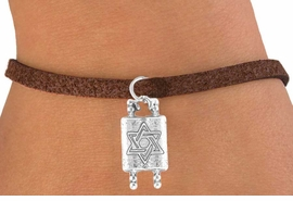 "<bR>              EXCLUSIVELY OURS!!<BR>CLICK HERE TO SEE 65+ EXCITING<BR>  CHANGES THAT YOU CAN MAKE!<BR>             LEAD & NICKEL FREE!!<BR>   W371SB - ""TORAH SCROLLS"" &<BR>   BRACELET FROM $4.50 TO $8.35"