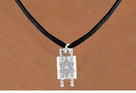 "<bR>             EXCLUSIVELY OURS!!<BR>CLICK HERE TO SEE 65+ EXCITING<BR> CHANGES THAT YOU CAN MAKE!<BR>             LEAD & NICKEL FREE!!<BR>   W371SN - ""TORAH SCROLLS"" &<bR>   NECKLACE FROM $4.50 TO $8.35"