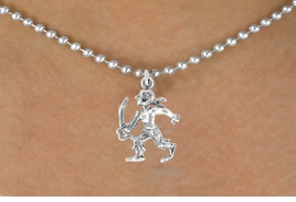 <bR>             EXCLUSIVELY OURS!!<BR>CLICK HERE TO SEE 65+ EXCITING<BR> CHANGES THAT YOU CAN MAKE!<BR>             LEAD & NICKEL FREE!!<BR>W372SN - PIRATE OR BUCCANEER<bR>      NECKLACE AS LOW AS $4.50