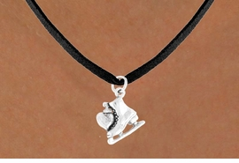 "<bR>             EXCLUSIVELY OURS!!<BR>CLICK HERE TO SEE 65+ EXCITING<BR> CHANGES THAT YOU CAN MAKE!<BR>             LEAD & NICKEL FREE!!<BR>   W378SN - ""I LOVE SKATING"" &<Br>      NECKLACE AS LOW AS $4.50"