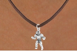 <bR>             EXCLUSIVELY OURS!!<BR>CLICK HERE TO SEE 65+ EXCITING<BR> CHANGES THAT YOU CAN MAKE!<BR>            LEAD & NICKEL FREE!!<BR>    W393SN - FOOTBALL PLAYER<Br>   & NECKLACE AS LOW AS $4.50