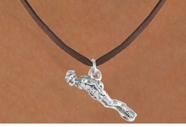 <bR>             EXCLUSIVELY OURS!!<BR>CLICK HERE TO SEE 65+ EXCITING<BR> CHANGES THAT YOU CAN MAKE!<BR>            LEAD & NICKEL FREE!!<BR>   W395SN - MALE SCUBA DIVER<Br>   & NECKLACE AS LOW AS $4.50