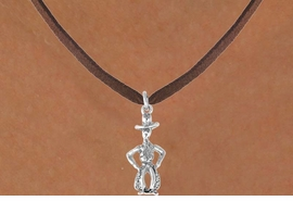 <bR>             EXCLUSIVELY OURS!!<BR>CLICK HERE TO SEE 65+ EXCITING<BR>  CHANGES THAT YOU CAN MAKE!<BR>            LEAD & NICKEL FREE!!<BR>W397SN - COWBOY & NECKLACE<Br>                 AS LOW AS $4.50