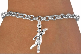 <bR>             EXCLUSIVELY OURS!!<BR>CLICK HERE TO SEE 65+ EXCITING<BR> CHANGES THAT YOU CAN MAKE!<BR>            LEAD & NICKEL FREE!!<BR>    W400SB - FEMALE GOLFER &<BR>      BRACELET AS LOW AS $4.50