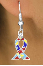 <bR>             EXCLUSIVELY OURS!!<BR>CLICK HERE TO SEE 65+ EXCITING<BR> CHANGES THAT YOU CAN MAKE!<BR>            LEAD & NICKEL FREE!!<BR>  W407SE - AUTISM AWARENESS<BR>       RIBBON & EARRING ©2010<Br>             FROM $4.50 TO $8.35
