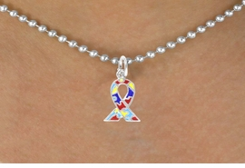 <bR>             EXCLUSIVELY OURS!!<BR>CLICK HERE TO SEE 65+ EXCITING<BR> CHANGES THAT YOU CAN MAKE!<BR>            LEAD & NICKEL FREE!!<BR>  W407SN - AUTISM AWARENESS<BR>      RIBBON & NECKLACE ©2010<Br>             FROM $4.50 TO $8.35