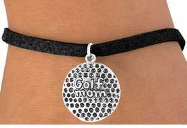 "<bR>             EXCLUSIVELY OURS!!<BR>CLICK HERE TO SEE 65+ EXCITING<BR> CHANGES THAT YOU CAN MAKE!<BR>            LEAD & NICKEL FREE!!<BR> W409SB - ""GOLF MOM"" BALL &<BR>       BRACELET AS LOW AS $4.50"