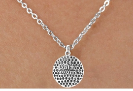 "<bR>             EXCLUSIVELY OURS!!<BR>CLICK HERE TO SEE 65+ EXCITING<BR> CHANGES THAT YOU CAN MAKE!<BR>            LEAD & NICKEL FREE!!<BR>   W409SN - ""GOLF MOM"" BALL<Br>   & NECKLACE AS LOW AS $4.50"
