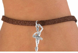 <bR>             EXCLUSIVELY OURS!!<BR>CLICK HERE TO SEE 65+ EXCITING<BR> CHANGES THAT YOU CAN MAKE!<BR>            LEAD & NICKEL FREE!!<BR>W416SB - BALLERINA & BRACELET<BR>                  AS LOW AS $4.50