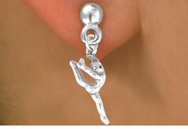 <bR>             EXCLUSIVELY OURS!!<BR>CLICK HERE TO SEE 65+ EXCITING<BR> CHANGES THAT YOU CAN MAKE!<BR>             LEAD & NICKEL FREE!!<BR>  W417SE - GYMNAST & EARRING<Br>                  FROM $4.50 TO $8.35