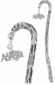 "<bR>              EXCLUSIVELY OURS!!<BR>CLICK HERE TO SEE 65+ EXCITING<BR>  CHANGES THAT YOU CAN MAKE!<BR>             LEAD & NICKEL FREE!!<BR>   W545SBM - ""LITTLE ANGEL"" &<Br>BOOKMARK FROM $3.31 TO $6.25"