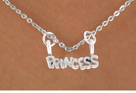 "<bR>                EXCLUSIVELY OURS!! <BR>               LEAD & NICKEL FREE!!<BR>W14483N - CHILDREN'S ""PRINCESS""<bR>      12"" NECKLACE AS LOW AS 3.65"