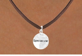 "<bR>         EXCLUSIVELY OURS!!<Br>        LEAD & NICKEL FREE!!<BR>     W275SN - ""SPECTACULAR"" CIRCLE<BR>& NECKLACE AS LOW AS $3.65"