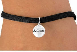 """<bR>            EXCLUSIVELY OURS!!<Br>           LEAD & NICKEL FREE!!<BR>W284SB - """"BRILLIANT"""" CIRCLE<bR>  & BRACELET AS LOW AS $4.50"""