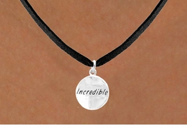 "<bR>             EXCLUSIVELY OURS!!<Br>            LEAD & NICKEL FREE!!<BR>W302SN - ""INCREDIBLE"" CIRCLE<BR>   & NECKLACE AS LOW AS $4.50"