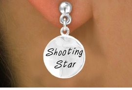 "<bR>         EXCLUSIVELY OURS!!<Br>        LEAD & NICKEL FREE!!<BR>W316SE - ""SHOOTING STAR""<Br> EARRINGS FROM $4.50 TO $8.35"