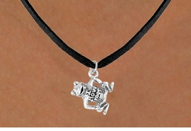 "<bR>      EXCLUSIVELY OURS!!<Br>     LEAD & NICKEL FREE!!<BR>W329SN - ""I LOVE FROGS""<Br>FROG CHARM & NECKLACE<bR>           AS LOW AS $4.50"