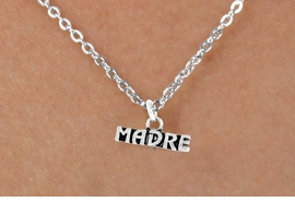 "<bR>      EXCLUSIVELY OURS!!<Br>     LEAD & NICKEL FREE!!<BR>     W340SN - ""MADRE"" &<Br>NECKLACE AS LOW AS $4.50"