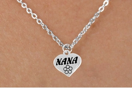 "<bR>        EXCLUSIVELY OURS!!<Br>       LEAD & NICKEL FREE!!<BR>   W344SN - ""NANA"" HEART &<br>NECKLACE FROM $4.50 TO $8.35<BR>                            �2008"