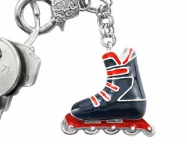 <BR>                        EXCLUSIVELY OURS!!!<bR>    W5894KC - DETACHABLE RED & BLACK<Br>ROLLERBLADE KEY CHAIN AS LOW AS $1.99