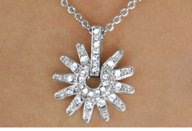 <Br>            LEAD & NICKEL FREE!!<Br>       AN ALLAN ROBIN DESIGN!!<br>             EXCLUSIVELY OURS!!<BR> W14687NE - GENUINE AUSTRIAN<br> CRYSTAL SPUR DROP NECKLACE<Br>& EARRING SET FROM $12.38 TO $27.50