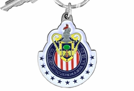<bR>                 LEAD & NICKEL FREE!!!<br>LICENSED MEXICAN SOCCER LEAGUE!!<Br>       W16032KC - CHIVAS KEY CHAIN<Br>                 FROM $5.06 TO $11.25