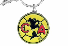 <bR>                 LEAD & NICKEL FREE!!!<br>LICENSED MEXICAN SOCCER LEAGUE!!<Br>      W16033KC - CLUB AMERICA KEY<Br>          CHAIN FROM $5.06 TO $11.25