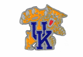 <br>                LEAD & NICKEL FREE!!<Br>       OFFICIAL COLLEGE LICENSED!!<Br>W15737P - UNIVERSITY OF KENTUCKY<Br> WILDCATS PIN FROM $3.94 TO $8.75