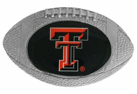 <br>             LEAD & NICKEL FREE!!<Br>    OFFICIAL COLLEGE LICENSED!!<Br>W17711P - TEXAS TECH UNIVERSITY<Br>         RED RAIDERS PIN FROM<Br>                    $3.85 TO $8.50