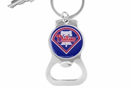 <Br>                  LEAD & NICKEL FREE!!<BR>             OFFICIAL MLB LICENSED!!<Br>W15895KC - PHILADELPHIA PHILLIES<Br>         KEY CHAIN & BOTTLE OPENER<Br>                                FROM $1.99