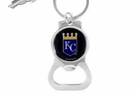 <Br>              LEAD & NICKEL FREE!!<BR>         OFFICIAL MLB LICENSED!!<Br>W15901KC - KANSAS CITY ROYALS<Br>     KEY CHAIN & BOTTLE OPENER<Br>              FROM $2.81 TO $2.99