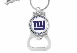 <Br>           LEAD & NICKEL FREE!!<BR>       OFFICIAL NFL LICENSED!!<Br>W16697KC - NEW YORK GIANTS<Br>  KEY CHAIN & BOTTLE OPENER<Br>                          FROM $1.99