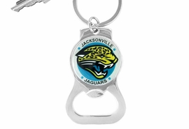 <Br>                LEAD & NICKEL FREE!!<BR>            OFFICIAL NFL LICENSED!!<Br>W16702KC - JACKSONVILLE JAGUARS<Br>       KEY CHAIN & BOTTLE OPENER<Br>                            FROM $1.99