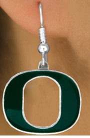 <Br>                LEAD & NICKEL FREE!!<Br>             OFFICIALLY LICENSED!!!<bR>W15154E - UNIVERSITY OF OREGON<Br>DUCKS EARRINGS FROM $4.73 TO $11.25